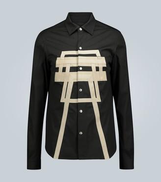Rick Owens Outhershirt jacket