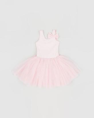 Flo Dancewear Tutu Dress With Bow - Kids