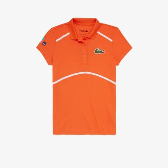 Lacoste Womens SPORT Performance Polo
