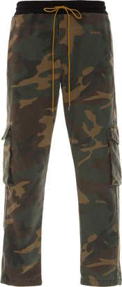 Rhude Rifle 2 Camouflage Cotton Pants