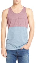 Imperial Motion Men's 'Particle' Colorblock Tank