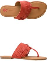BC Footwear Bc Dinky Fringe Sandal