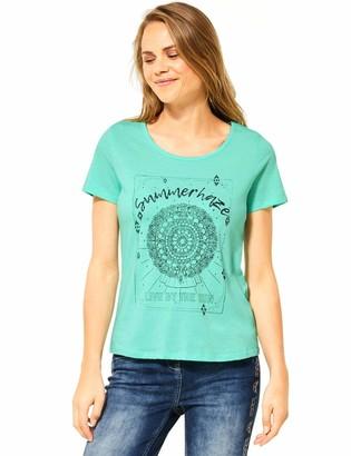 Cecil Women's 315148 Mit Kurzarm T-Shirt