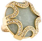 Kate Spade Crystal Cocktail Ring