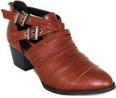 C Label Cognac Hannah Ankle Boot