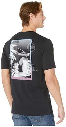 Travis Mathew TravisMathew The Process T-Shirt (Black) Men's T Shirt