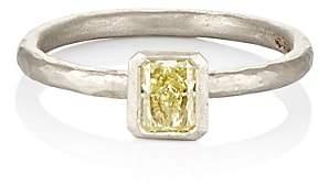 Malcolm Betts Women's Yellow Diamond Ring