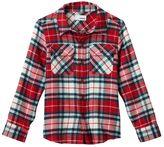 Boys 4-7x SONOMA Goods for LifeTM Plaid Button-Down Flannel Shirt