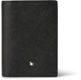 Montblanc Sartorial Cross-Grain Leather Bifold Cardholder