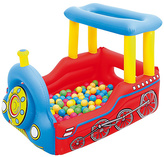 Bestway Inflatable Train Play Centre