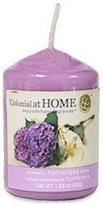 Colonial At Home Hydrangea Votive Candle