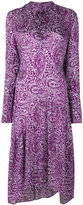 Christian Wijnants Dono dress - women - Silk - 36