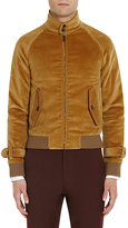 Prada Men's Cotton Corduroy Bomber Jacket