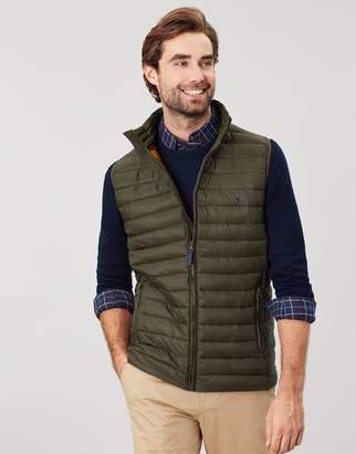 Joules Go To Lightweight Padded Gilet