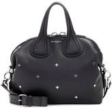 Givenchy Nightingale leather shoulder bag