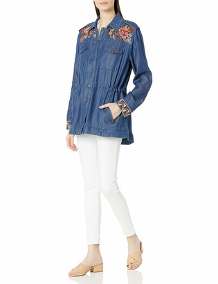 3J Workshop by Johnny was Women's Military Jacket