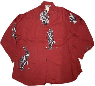 Jean Paul Gaultier Red Top for Women Vintage