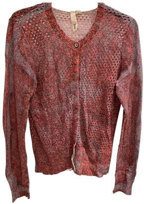 Edun Red Cotton Knitwear