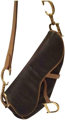 Christian Dior Saddle Blue Denim - Jeans Handbags