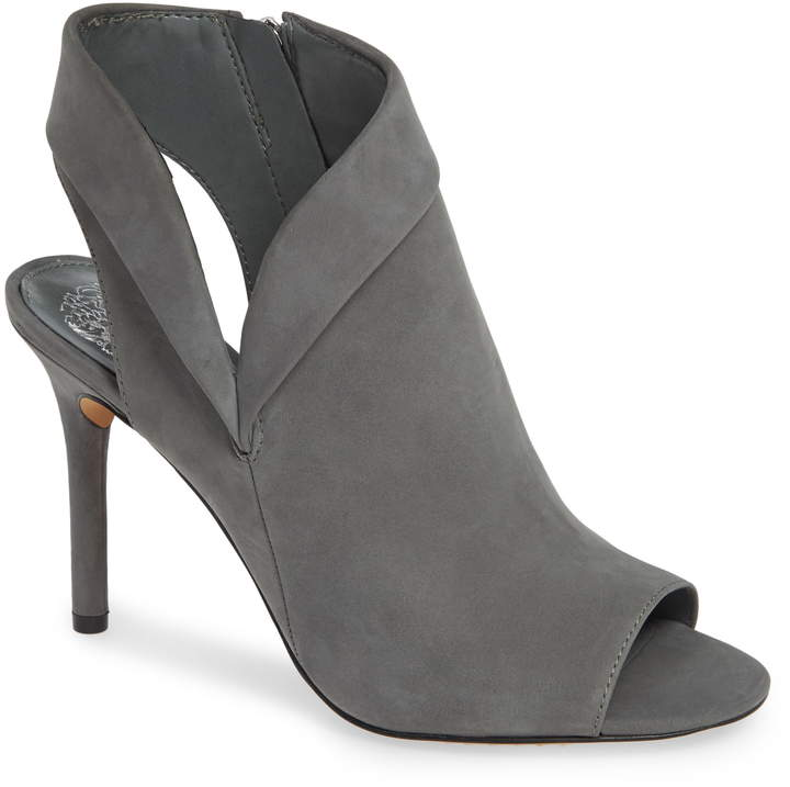 a91f4ce5d2a Cholia Asymmetrical Sandal Bootie