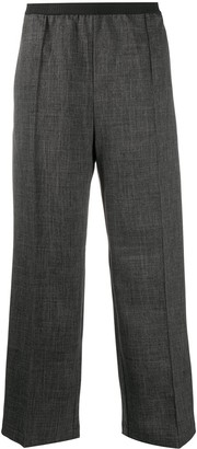 Plan C Loose-Fit Pull-On Trousers