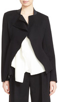 HUGO BOSS Jamida Wool & Cashmere Jacket
