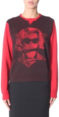 N°21 n21 crew neck sweatshirt