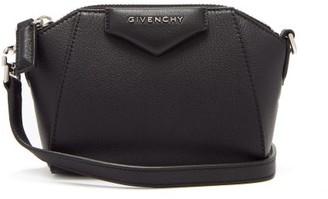 Givenchy Antigona Nano Leather Cross-body Bag - Black