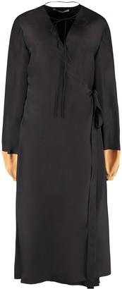 Stella McCartney Belted Silk Gown