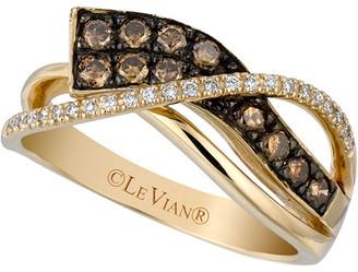 LeVian Le Vian 14K 0.50 Ct. Tw. Diamond Ring