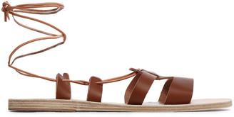 Ancient Greek Sandals Polyxeni Lace-up Leather Sandals