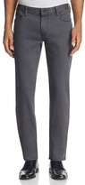 Armani Collezioni Five Pocket Classic Fit Jeans in Grey