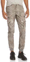 PRPS Coated Cargo Joggers