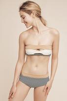Boys + Arrows Riviera Blocked Mid-Rise Bikini Bikini Bikini Bottom