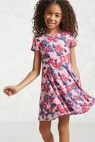 Forever 21 FOREVER 21+ Girls Floral Dress (Kids)