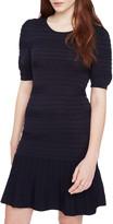 Parker Ann Knit Dress w/ Lace