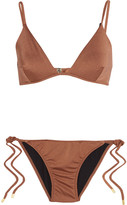 Melissa Odabash Manhattan crocheted triangle bikini