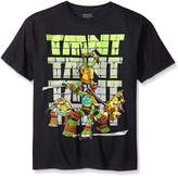 Nickelodeon Teenage Mutant Ninja Turtles Big Boys' T-Shirt Shirt