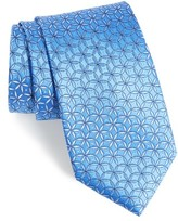 Nordstrom Men's Abstract Medallion Silk Tie