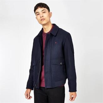 Jack Wills Colindale Wool Bomber Jacket