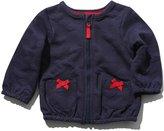 M&Co Love heart jacquard bomber jacket