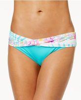 CoCo Reef Tropical Escape Banded Bikini Bottoms