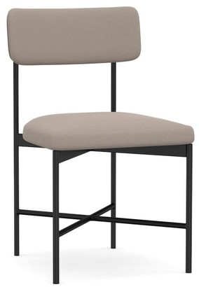 Pottery Barn Maison Upholstered Dining Chair