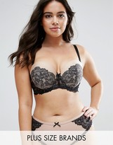 City Chic Chantilly Multiway Bra B - G Cup