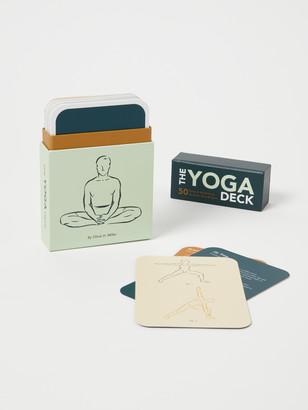 Chronicle Books Yoga Deck
