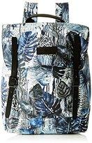 Christian Lacroix Women's Lidia 5 Backpack Handbag Blue
