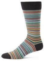 Paul Smith Variegated Stripe Socks