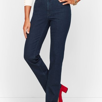 Talbots Barely Boot Jeans - Simple Marco Wash - Curvy Fit