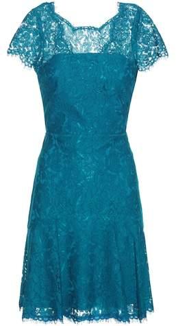 Diane von Furstenberg Fifi lace dress