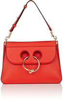 J.W.Anderson Women's Pierce Medium Shoulder Bag-Red